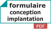 formulaire conception implantation